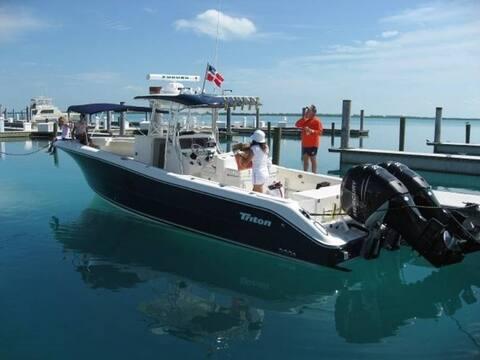 40 ft Boat Slip Resorts World - Ocean Villa (Opt)
