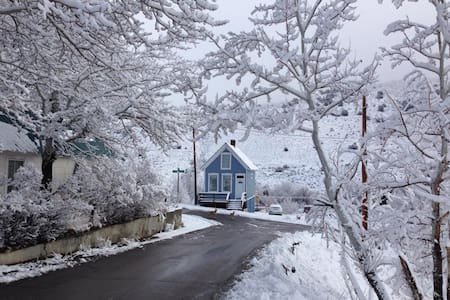 Ghost Town Getaway: Eureka, Nevada - Casa