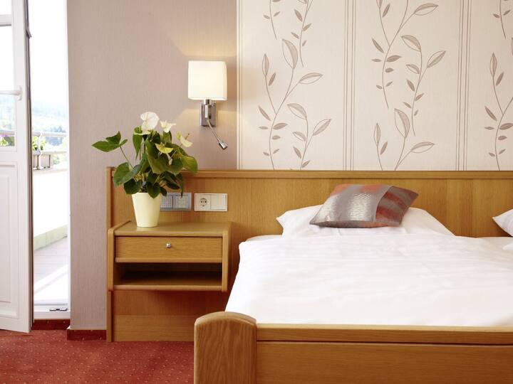 Pension & Ferienwohnungen Schütte, (Schmallenberg), Doppelzimmer