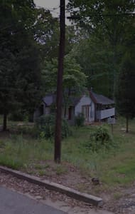 6acre organic farm at dead end!!! - Atlanta - Chalet