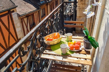 New : charming and unique location in Dijon ! - Dijon - Wohnung