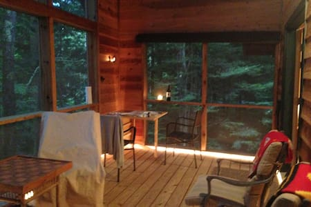Boreal Forest Retreat - Bayfield - 小木屋
