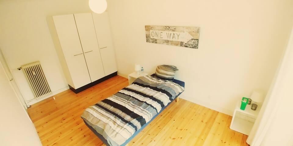 Room close to CBS & Frederiksberg Centret