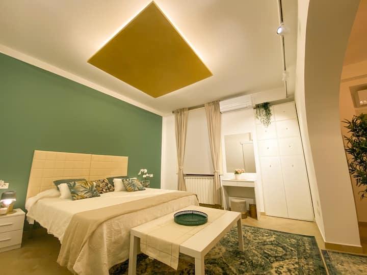 Gambacorti Suite