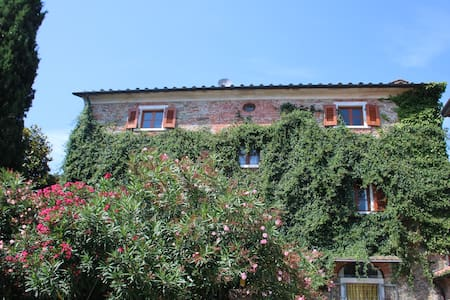 Villa Passiflora | family house close to the sea - Bocca di Magra