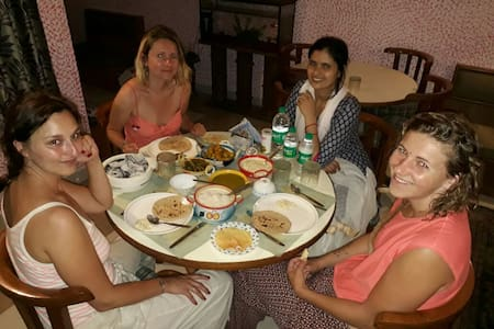 Truly Indian Home stay (Stay with Family)