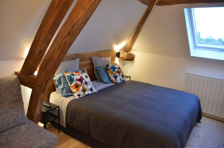 Lin & L'hôte chambre d'hôtes  près de Rouen