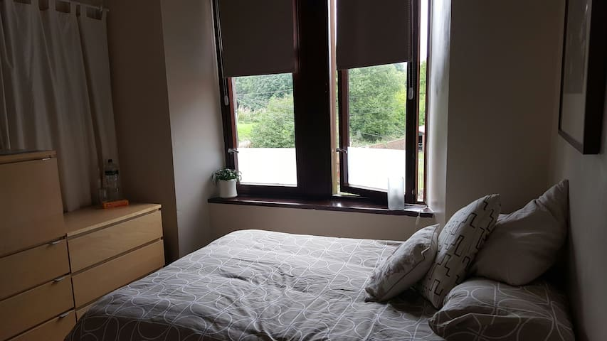 Double room, free parking, great transport links - Glasgow - Appartement