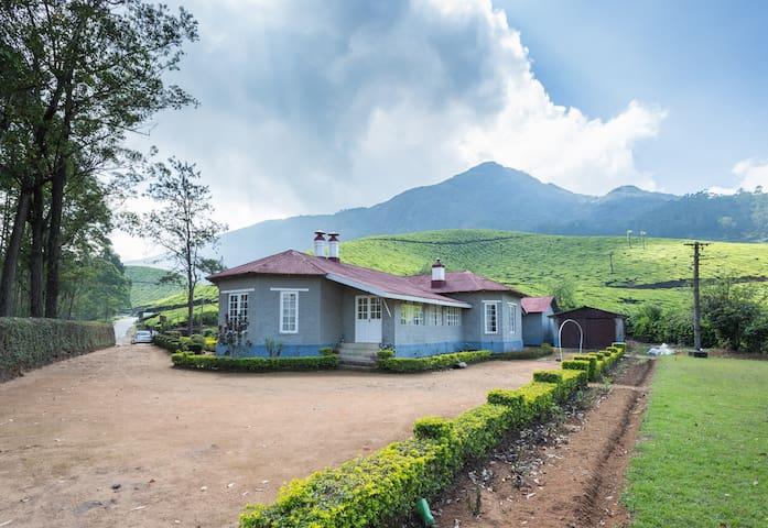 Tea Bungalow Munnar - Munnar - Bungalow
