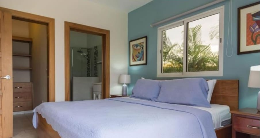 Sosua 3 Bedroom Villa, Sleeps 6