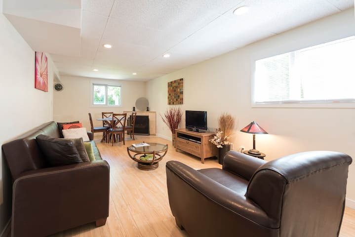 Apartment 30 min from Vancouver