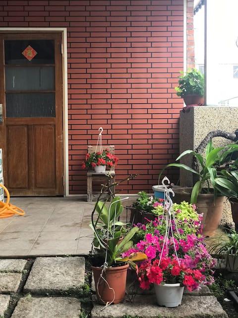 Ms.Su Taiwanese Home Stay 四人房-蘇老師民宿