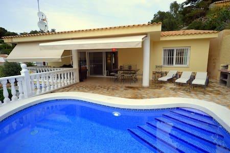 Wonderfull villa in Coveta fuma - El Campello