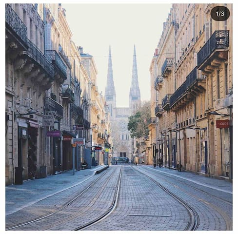 Belle ville bordeaux ✨