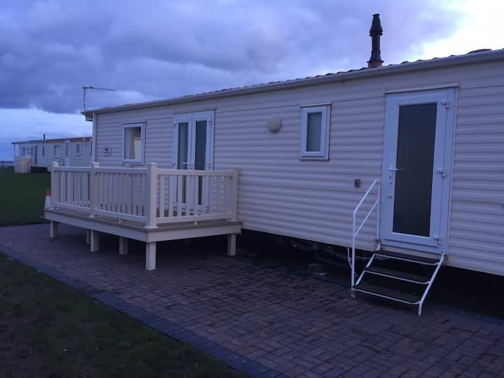 Sea view 17 3 bedroomed caravan