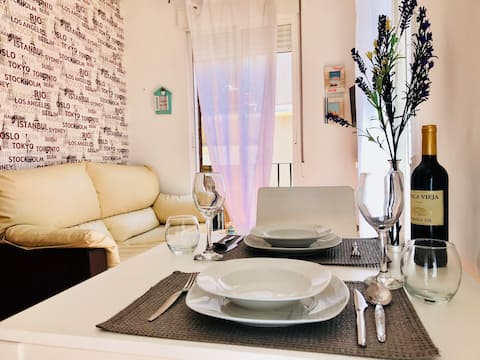 "Nice Apartament in City Center ""LA CATEDRAL"""