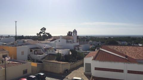 Appartement avec vue sur le village - Algarve