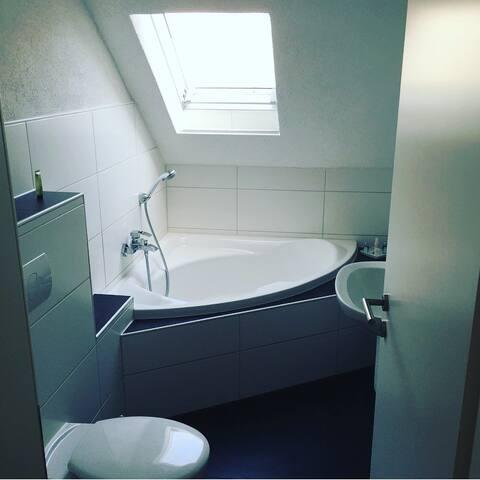 40qm Wohnung; nahe Kassel - Espenau - Apartament
