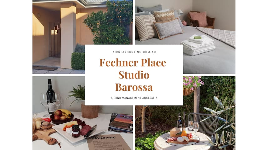 Fechner Place★Barossa Studio★ 1 Bed★Breakfast★Wine