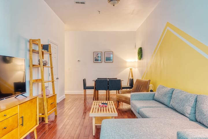 Sosuite | Ideal for Work-from-home | 3BR near Center City