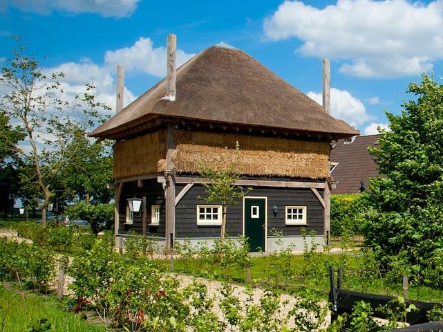 Karakteristieke Hooiberg - Zeeland - บ้าน