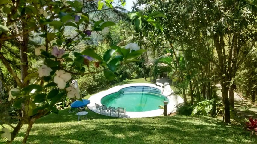 Beautiful big house close to Rio - Guapimirim