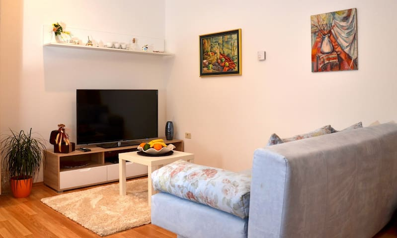 All new - lovely apartment nearby Opatija - Jurdani - Appartement
