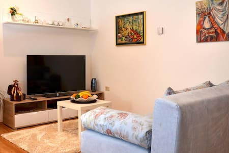 All new - lovely apartment nearby Opatija - Jurdani - Wohnung