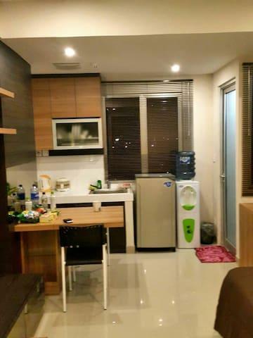 Disewakan Apartemen Sudirman Suites tipe Studio+ - Bandung - Apartment