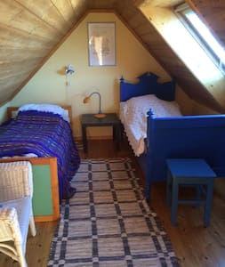 Siri&Arild, 1 bedroom with single 2 beds - Bærum - Hus