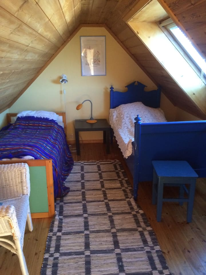 Siri&Arild, 1 bedroom with single 2 beds