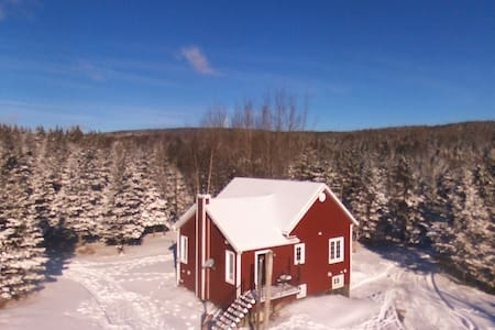 Close to the windmill farm + SKI - Saint-Luc-de-Bellechasse - Talo
