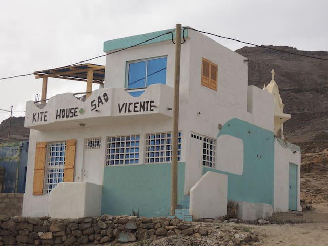 Beach house Sao Vicente