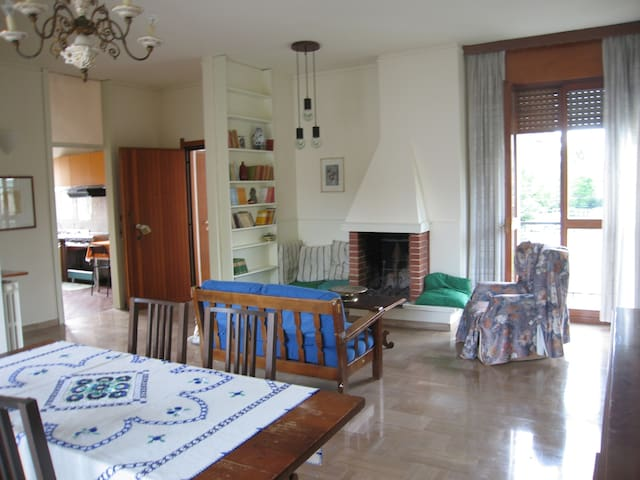 In a semi-detached house near Milan - Trezzano sul Naviglio - Leilighet