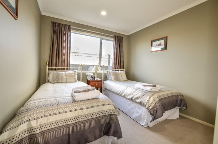 Meigle Twin Room - Clyde