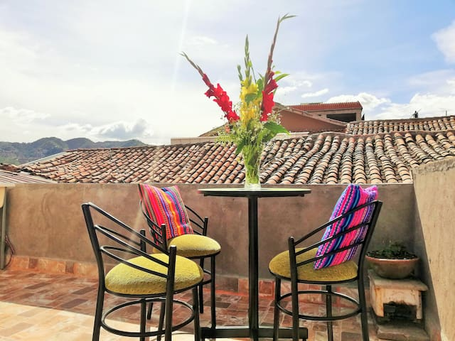 CHARMING HOUSE IN SAN BLAS  2 TO 4 GUESTS