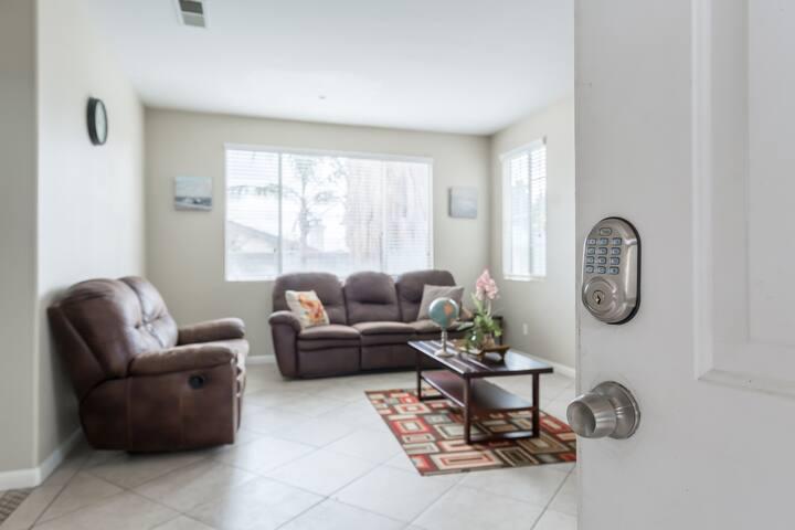 Cozy Smart House