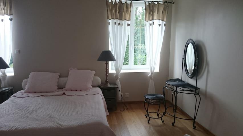 La Roche 2eme chambre - Les Chambarans - Quincieu - House
