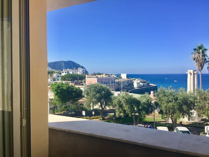 Forio Central B&B with sea views