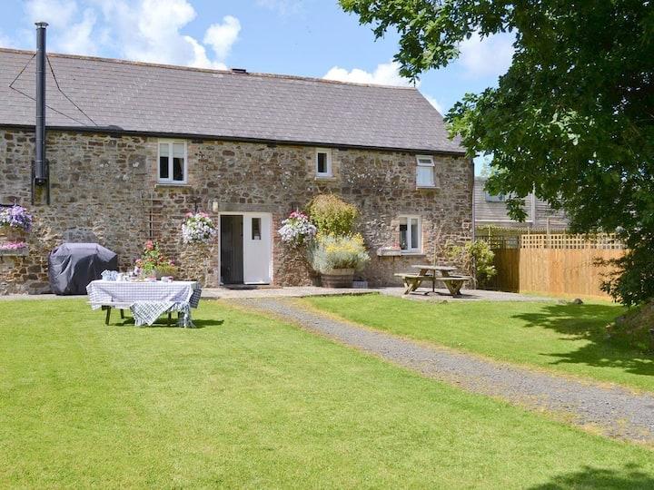 Badger's House at Libbear Barton
