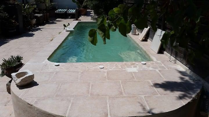Coup de cœur Piscine/Jardin pr. Mer & Espagne