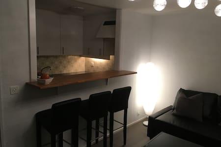 Zentrale 2 1/2 - Zimmerwohnung in Verbier - Bagnes