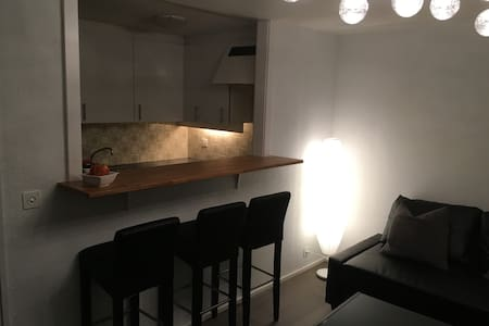 Zentrale 2 1/2 - Zimmerwohnung in Verbier - Bagnes - Apartamento
