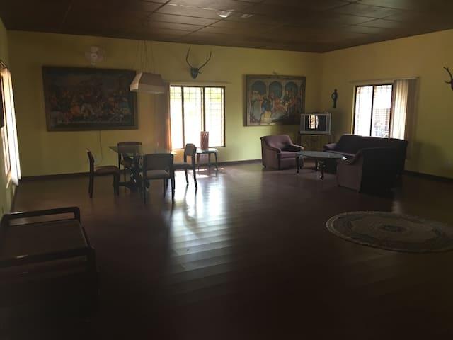 Tippu Suite at Nandanavana farm - Mysuru - Kulübe