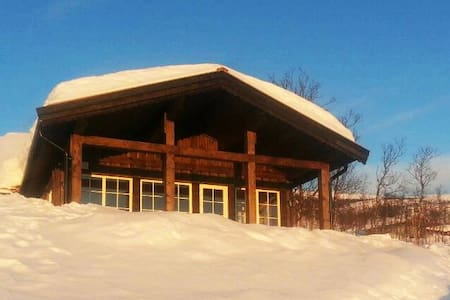 Cosy cottage in Målselv Fjellandsby - Moen - 小木屋