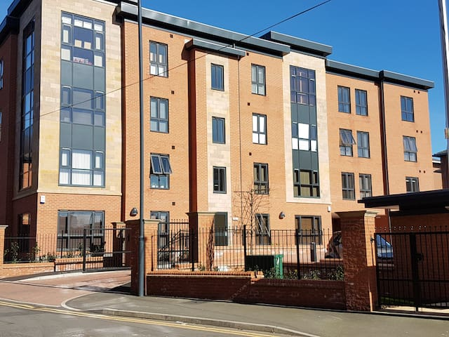Derby City 3 Serviced Apartment - Derby - Apartment