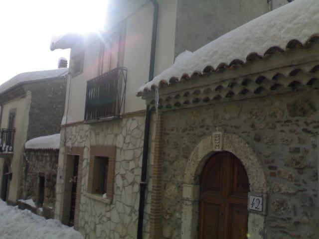 Appartamento Ovindoli Montagna sci - San Potito - Appartement