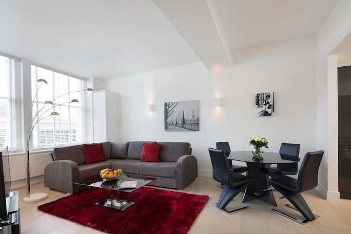 Modern and bright 2 Bedroom - Old Street