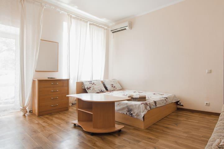 Тихая квартира в самом центре