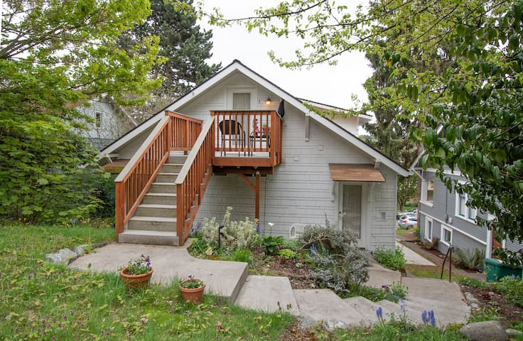 Luxurious Nest in downtown Fremont